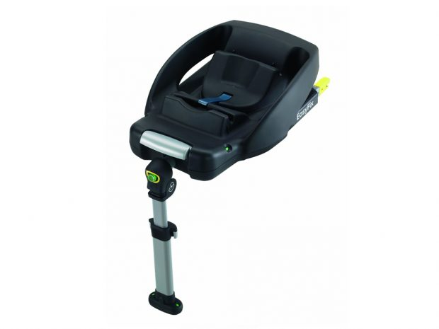 Maxi-Cosi EasyFix car seat base compatible with the Cabriofix
