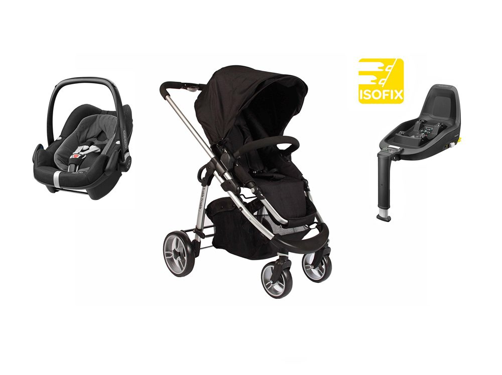 Essential Delux iSize Travel System