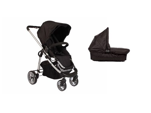 Comfort single travel system