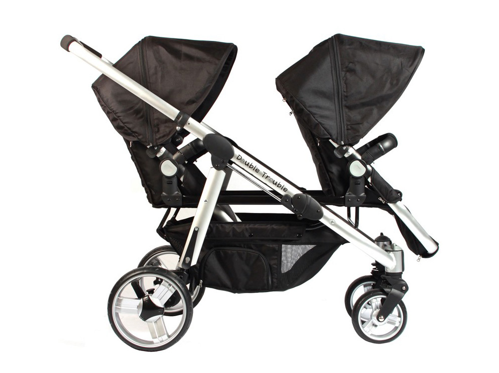 Essential Siblings Citi Travel System Double Trouble