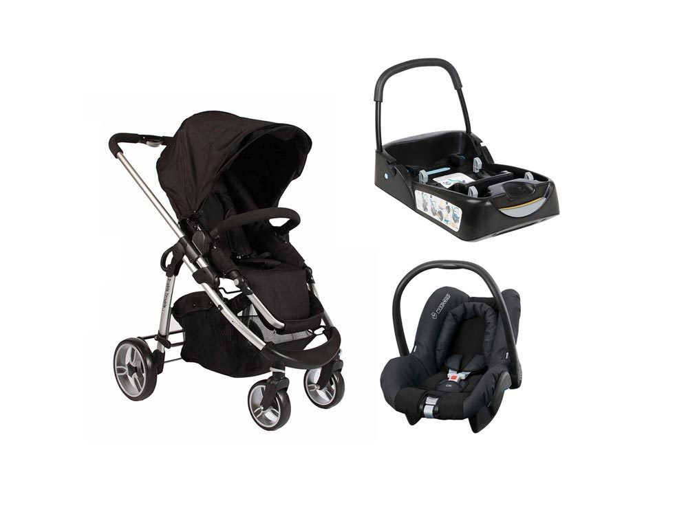 Essential Delux Citi travel system