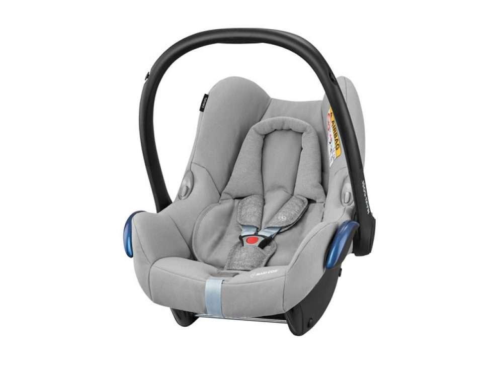 maxi-cosi cabriofix nomad grey baby car seat