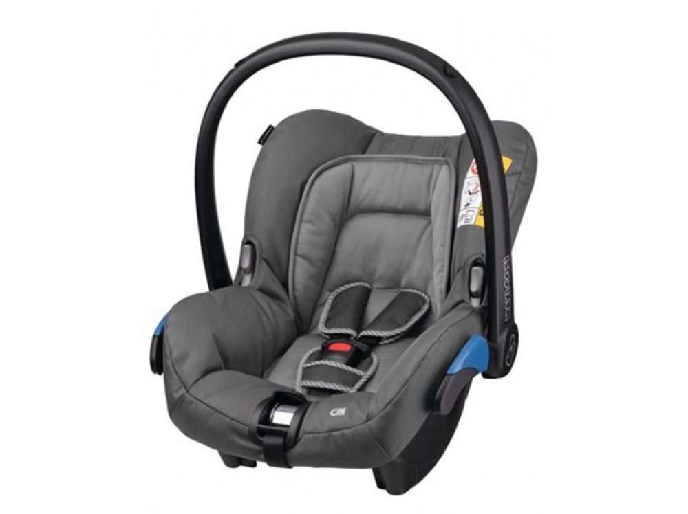 maxi-cosi citi concete grey baby car seat