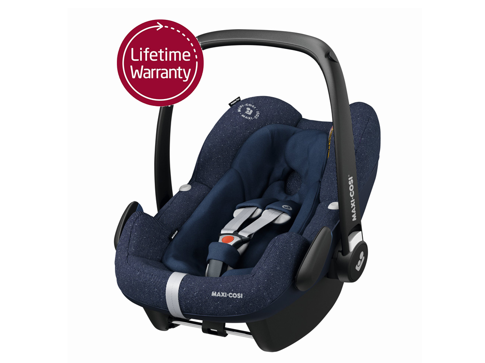 maxi-cosi pebbleplus lifetime warranty